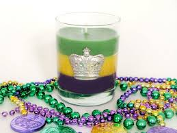 mardi gras wholesale mardi gras soy candle with pewter crown accent jon margeaux