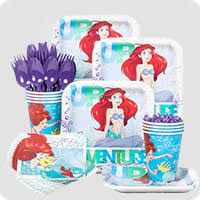 mermaid party supplies mermaid party party supplies decorations birthday in a box