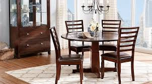 round dining room table sets affordable round dining room sets rooms to go furniture