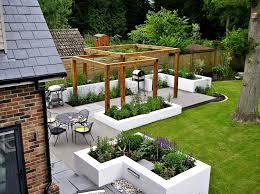 Garden Bench Ideas Garden Bench Ideas Landscape Contemporary With Back Yard Backyard