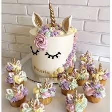 cupcake birthday cake 644 best unicorn cakes images on unicorn party