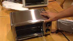 Hamilton Beach 6 Slice Toaster Oven Review Unboxing My Hamilton Beach 4 Slice Toaster Oven Stainless Steel