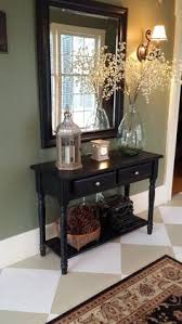 Decorating Sofa Table Behind Couch by Table Behind Couch Home Decor Pinterest Living Rooms Sofa