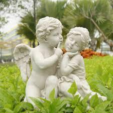 Angel Sculptures Online Get Cheap Garden Angel Sculptures Aliexpress Com Alibaba