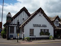 the norman king pub nen gallery