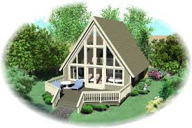 A Frame Cabin Floor Plans A Frame House Plans Home Design Su B0500 500 48 T