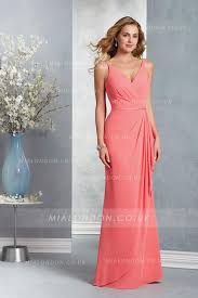 coral and gold bridesmaid dresses order stylish bridesmaid dresses 2018 among the of