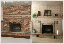 painted tile and brick store 3 easy ideas for diy painting solutions for brick fireplace