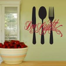 kitchen wall mural ideas dailinming pvc wall stickers tea kitchen tools tableware home living