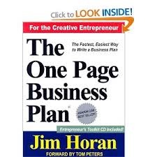 business plan template for a start up business startup business