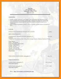 8 sample cosmetology resume dtn info