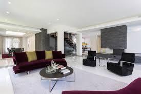 gray and burgundy living room coma frique studio 66e639c752a1