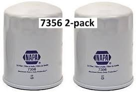 amazon com 7356 2 pack napa gold oil filter honda u0026 acura