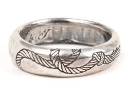 Non Traditional Wedding Rings by 30 Non Traditional Wedding Rings Under 500 A Practical Wedding