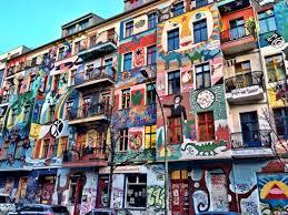 colorful building a weekend in berlin velvet escape
