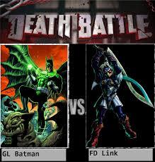Batman Green Lantern Meme - green lantern batman vs fierce deity link by keyblademagicdan on