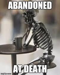 Waiting Meme - bones waiting meme generator imgflip