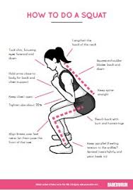 Challenge Properly How To Perform The Squat Properly Join The 30 Day Squat Challenge