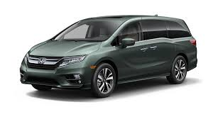 volvo minivan first pictures the all new 2018 honda odyssey is the go to