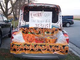 trunk treat decorating ideas u2013 decoration image idea