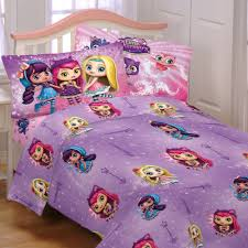 paw patrol u0027puppy hero u0027 bedding sheet set walmart com