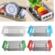 Dishes Rack Drainer Online Get Cheap Stainless Steel Dish Drainer Rack Aliexpress Com