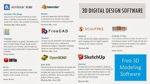 3d design programs free perfect amazing software cage download d