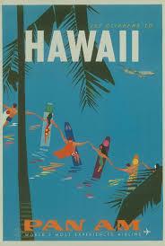 Hawaii travel art images 203 best vintage hawaii art images hawaiian art jpg