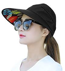 sun hats for women hindawi wide brim uv protection summer beach