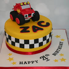 17 blaze and the monster machines cake 6 awesome blaze