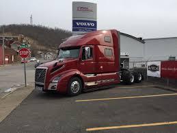 volvo truck center new volvo trucks used trucks for sale at wheeling truck center