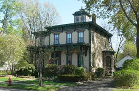italianate style house homes of the era 1840 to 1900