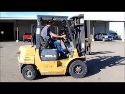 cat gp25 forklift cute cats