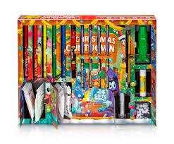 crayola christmas countdown activity advent calendar walmart com