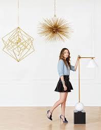 Visual Comforts Lighting Take A Sneak Peek At Kelly Wearstler U0027s Debut Lighting Collection