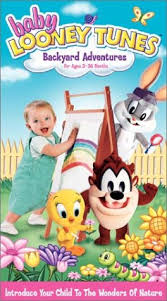 amazon backyard adventures vhs baby looney tunes movies u0026 tv
