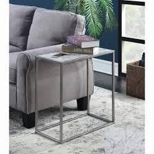 convenience concepts gold coast faux marble end table faux marble end tables beautiful convenience concepts gold coast