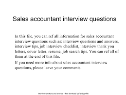 resume sles for accounting clerk interview questions sales accountant interview questions 1 638 jpg cb 1403223426
