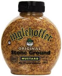 ground mustard inglehoffer ground mustard squeeze bottle 10