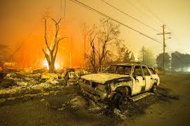 Wildfire Areas by 14 Photos That Show The Devastation Wrought By California U0027s Valley
