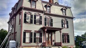 massachusetts haunted house that requires a waiver