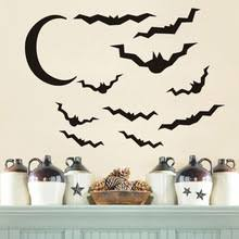 Stick On Wall Popular Halloween Wall Decor Buy Cheap Halloween Wall Decor Lots