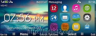udjo42 themes for nokia c3 udjo42 high quality nokia themes nokia c3 theme lomo sky