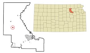 Map Of Manhattan Kansas Riley Kansas Wikipedia