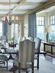 Blue Dining Room Chairs Classic Chic Home My Obsession With Beautiful Blue Rooms Home