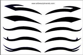 allbeautybrands eye liner stickers