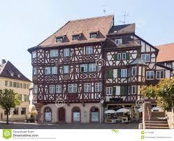 Mosbach Baden Alte Stadt Von Mosbach In Süd Deutschland Redaktionelles Stockfoto