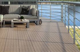 klikflor interlocking floor tiles garage flooring u0026 outdoor flooring