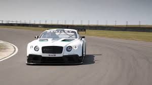car bentley new bentley continental gt3 race car looks beautiful and brutal