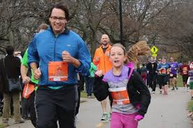 fly your flock to evanston this thanksgiving for a 5k chicago